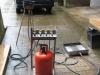 Training - Portable gas training rig
